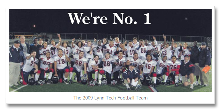 Lynn Tech captures Vocational Super Bowl championship