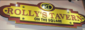 Rolly's Tavern Has a New Look