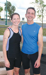 Sole Mates:Lynn Native Mike Mckie Marries Abby Bent  After Meeting at a Running Club in Salem