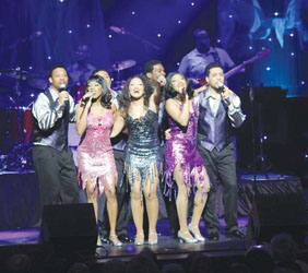 Dancing in the Streets Show Lights up the Lynn Auditorium