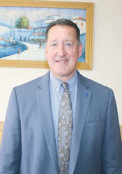 Lynn's Michael Marks seeks Essex County Sheriff's Position