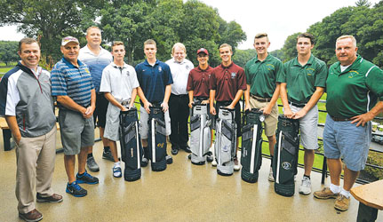 New Golf Bags for Student Golfers